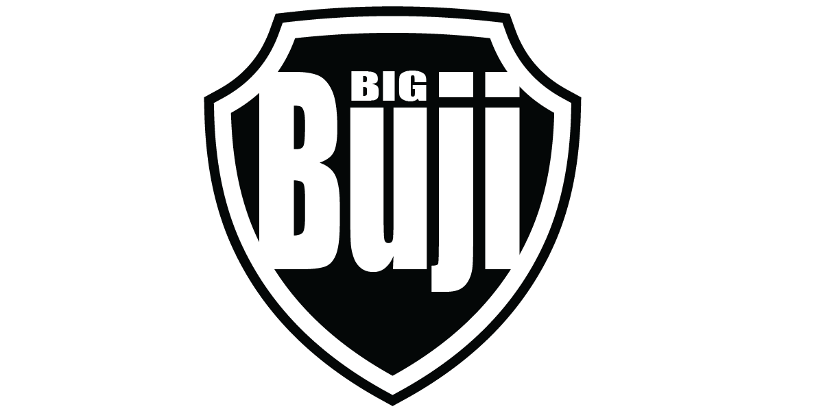 Big Buji Clothing badge